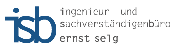 isb | ingenieur- und sachverständigenbüro ernst selg